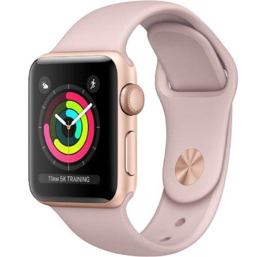 Buy refurbished Apple Watch Series 3 Gold GPS