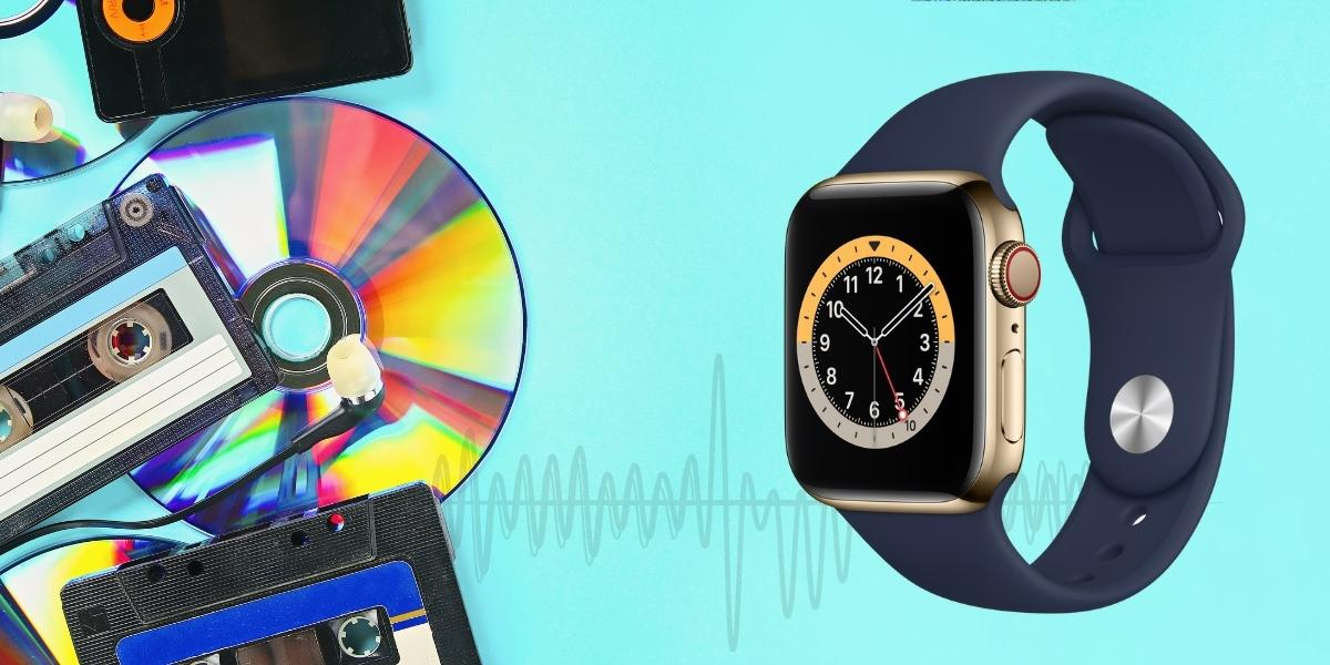 apple watch and music