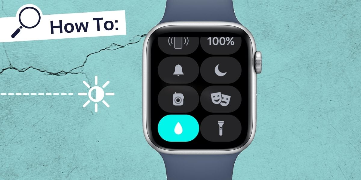 how to turn the brightness up on your apple watch